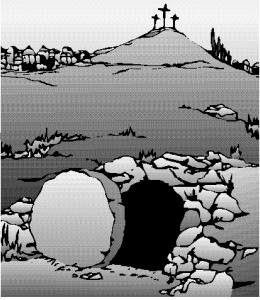 My hope is in an empty tomb... what is your's in?