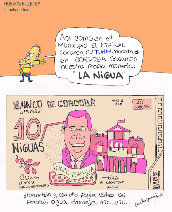 BILLETE CORDOBÉS