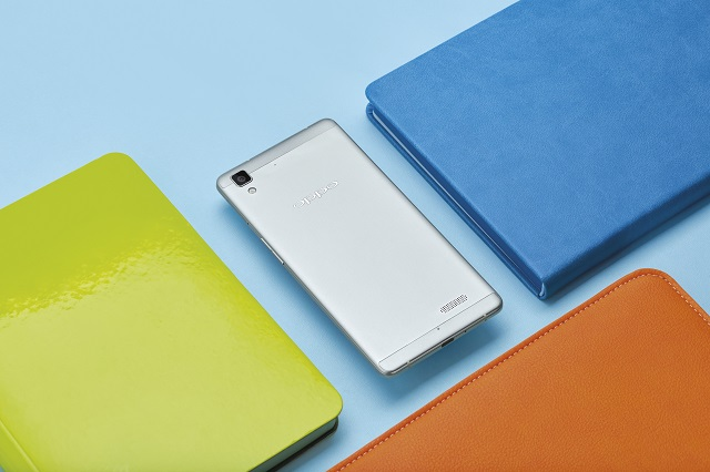 Join the hip and trendy world of OPPO