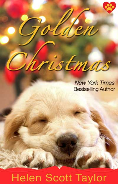 countdown til christmas pets sneak peek golden christmas by helen scott taylor christmas romance - Golden Christmas 3