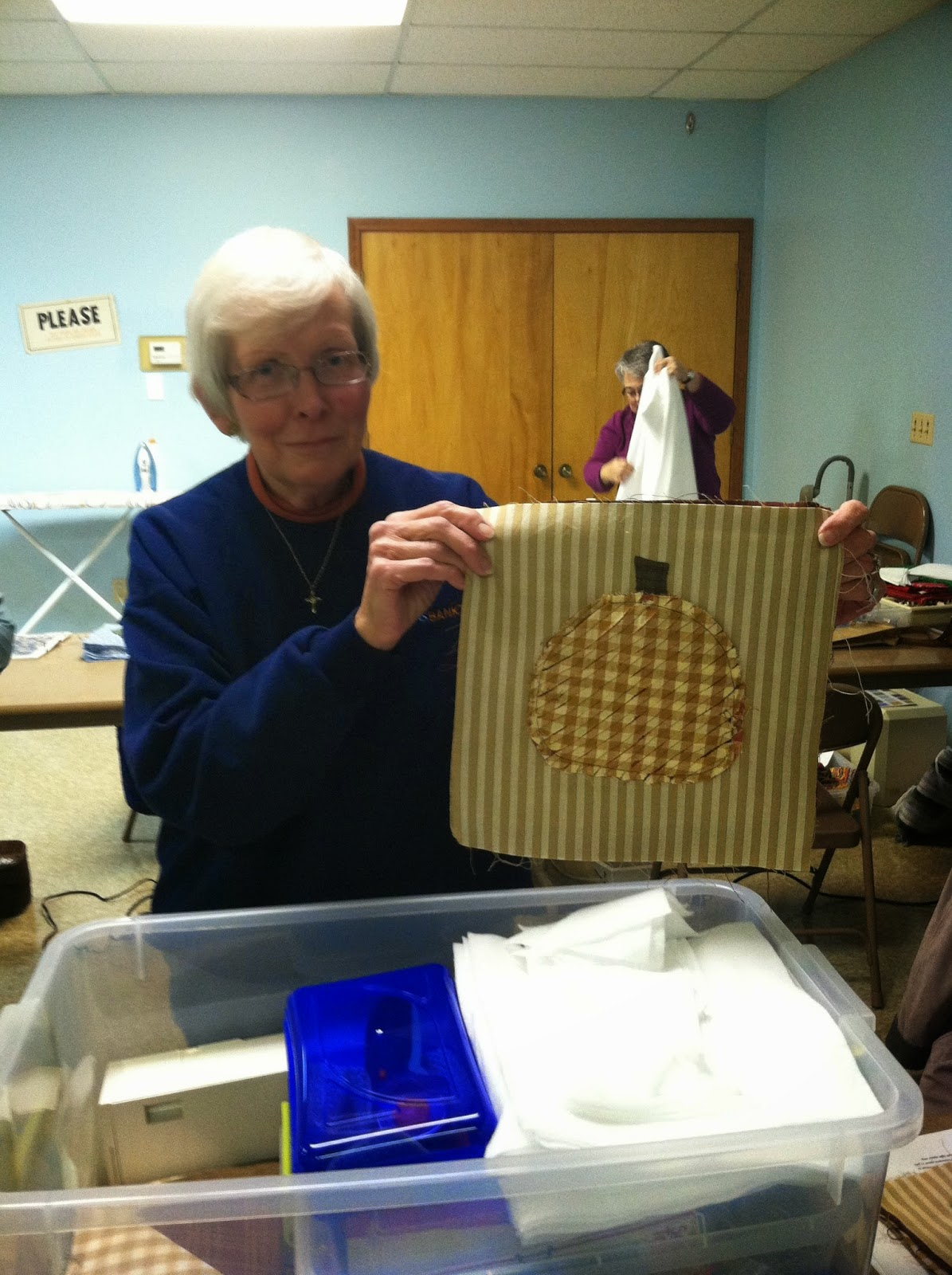 Old Bags Day - Sewing with Friends