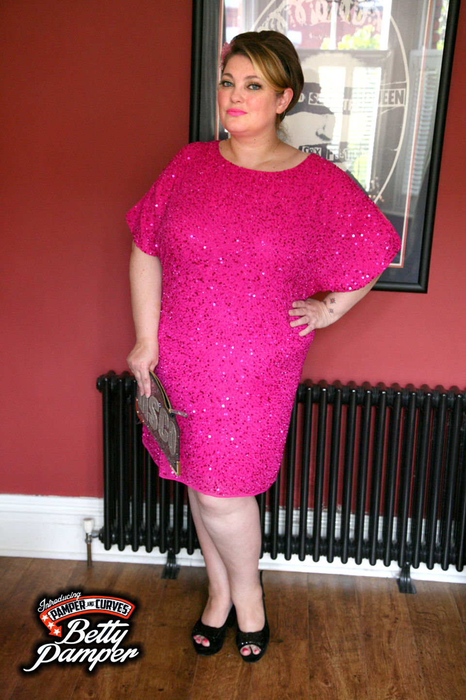 Plus Size Evening Wear Featuring Yours Clothing Pamper And Curves