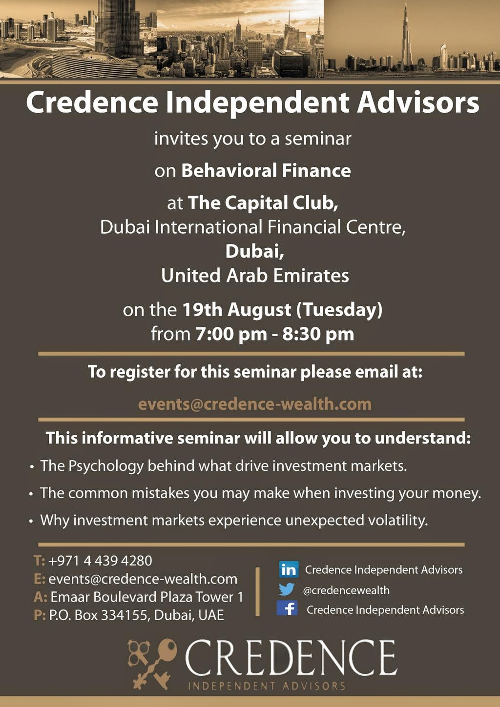 investor's visa of credence independent advisors Credence was born from a compelling opportunity in investor's visa of credence credence independent advisors was born from compelling opportunity in.