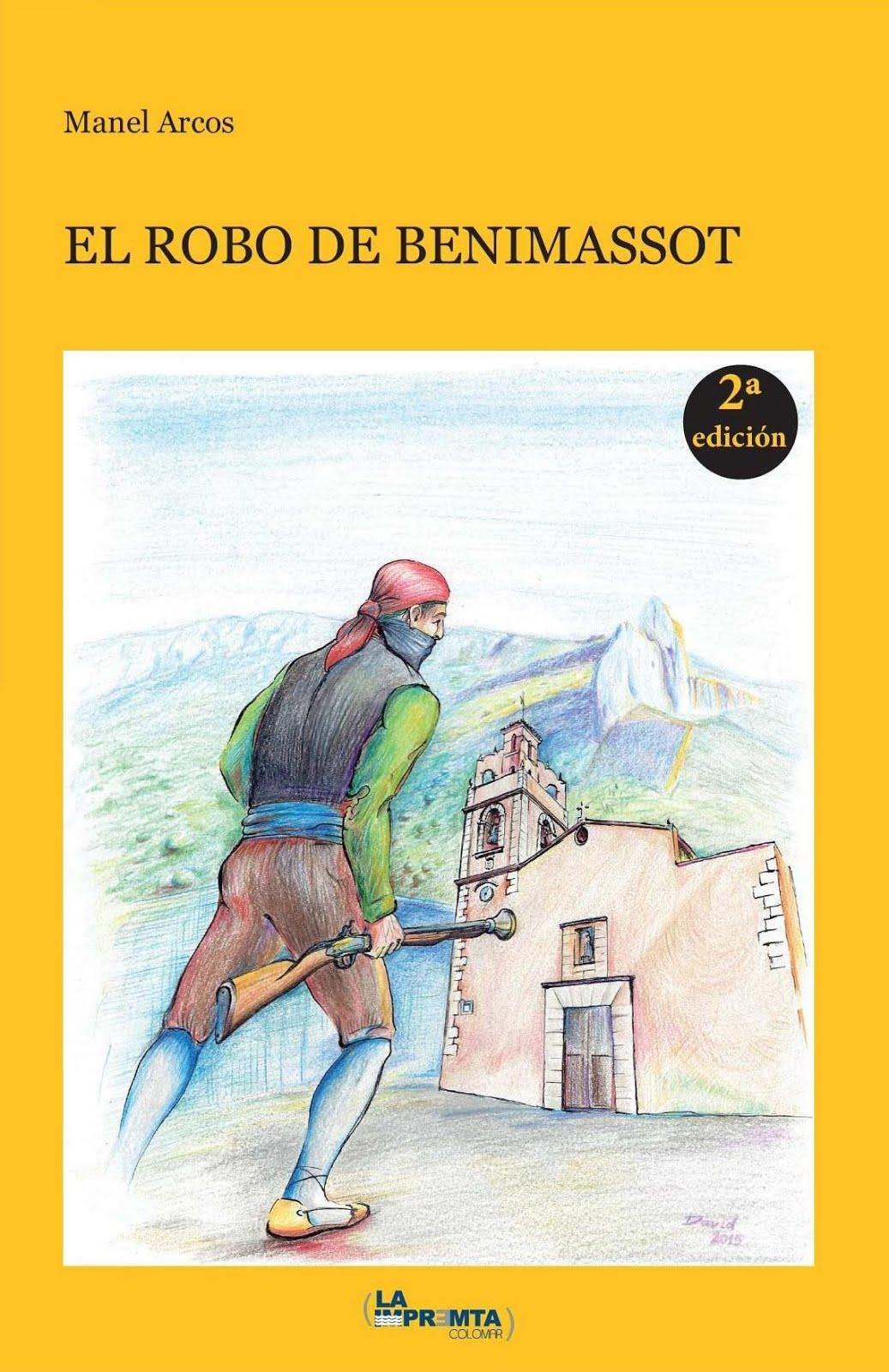 El robo de Benimassot (2a edició)