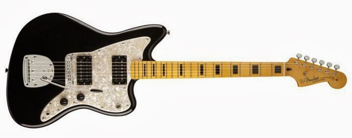 Theguitaraddict Fender Modern Player Jazzmaster Hh Review
