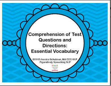 https://www.teacherspayteachers.com/Product/Comprehension-of-Test-Questions-and-Directions-Essential-Vocabulary-1086855