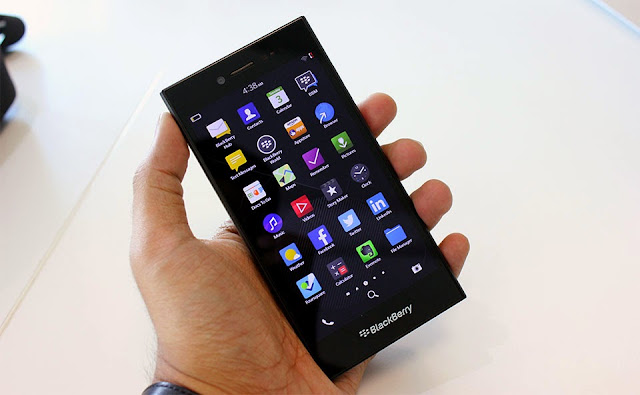 Blackberry Leap Still The Best Smartphone On 2015
