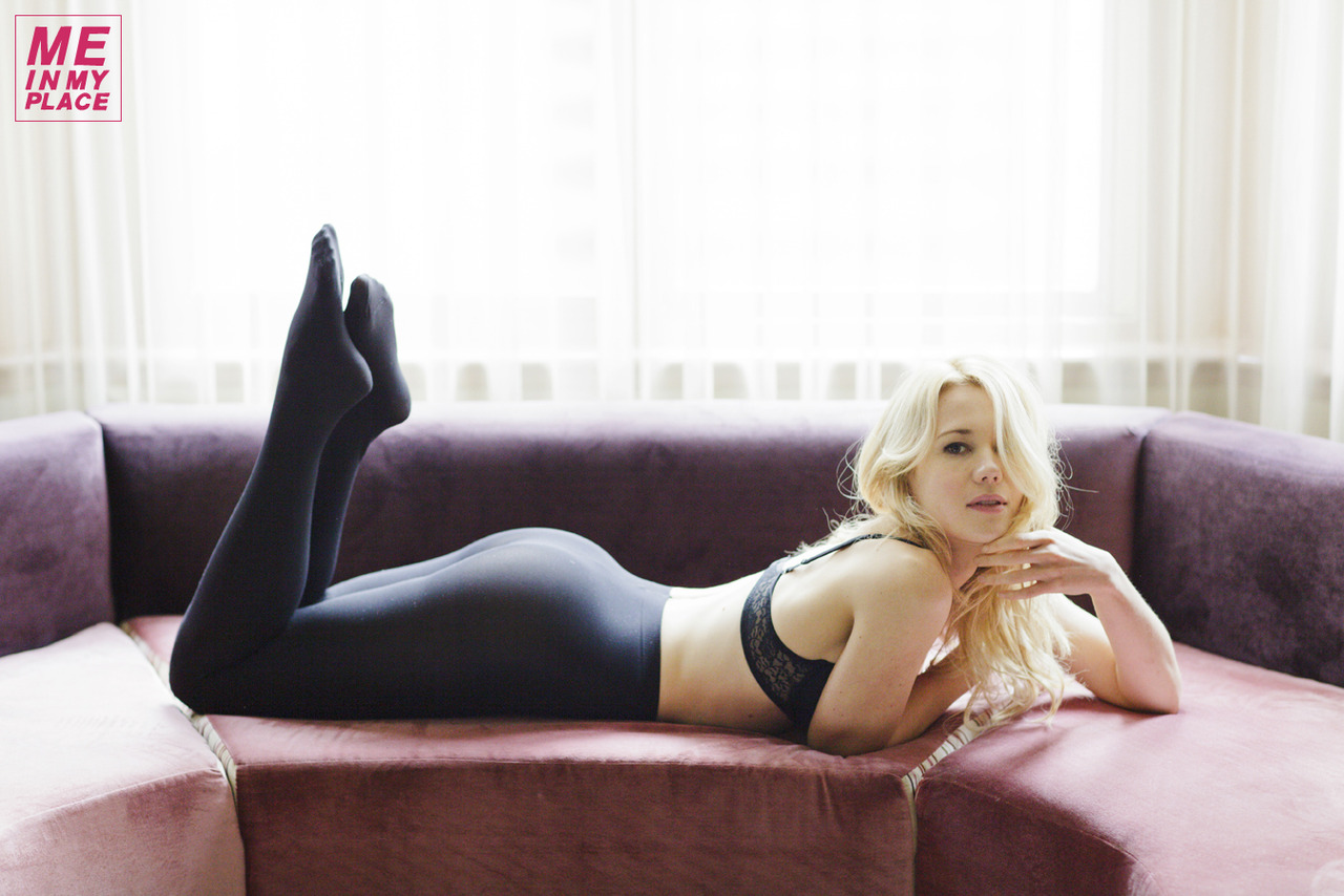 Kristen Hager S Latest Hot Shoot Me In My Place