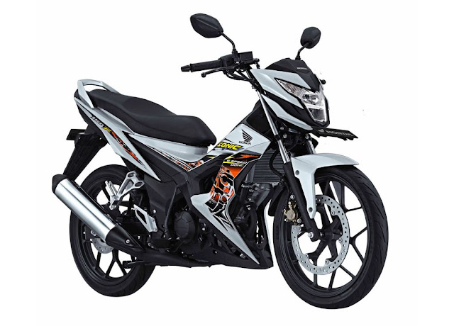 Motor Honda Sonic 2015