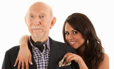 Is There An Ideal Age Gap in Relationships - gold digger - greedy woman - older man younger woman