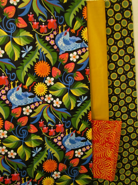 Fabric for a Debbie Bowles designed big quilt block