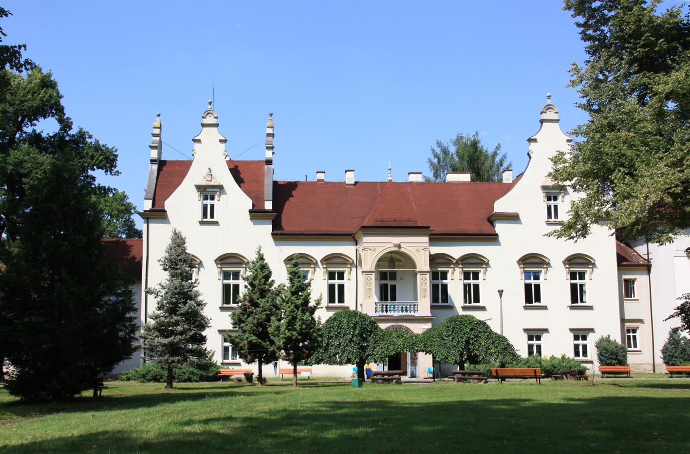 Sanatorium w Rajczy