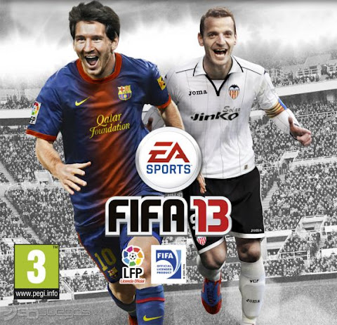 Descargar FIFA 13 PC Game Español ISO RELOADED