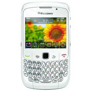 Handphone Blackberry Gemini 8520