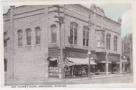 MENOMINEE HISTORY: The Odd Fellows Block