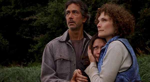 David Strathairn and Mary Elizabeth Mastrantonio in Limbo
