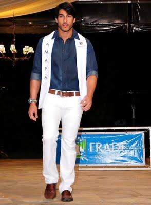 Bruno santos hispanic male celebrity