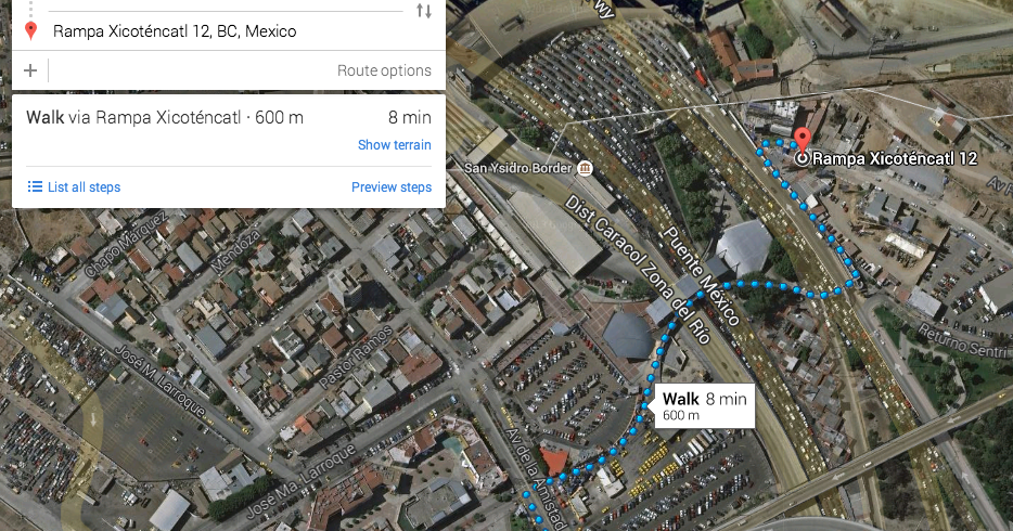 how to get to ensenada from san diego