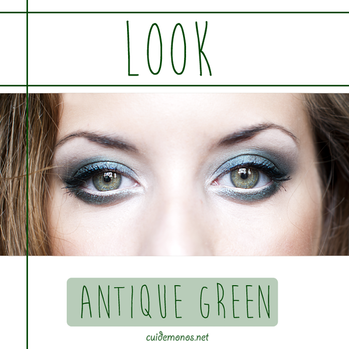 Look en verdes Antique Green