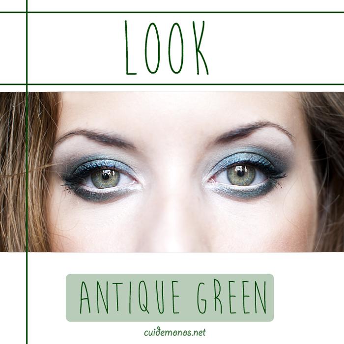 Look en verdes Antique Green