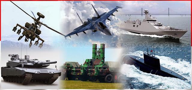 Ini Dia Sumber Dana Modernisasi Alutsista TNI