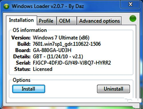 windows loader v2.2 by daz  free