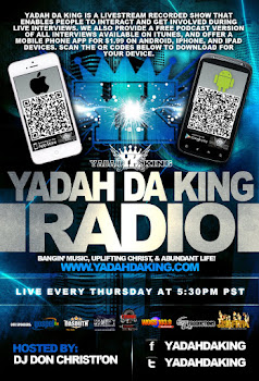 Yadah Da King Radio App