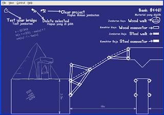 Download Cargo Bridge | Game Membangun Jembatan Flash