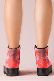 Homg Sneakers Cosmic Pink By Jeffrey Campbell