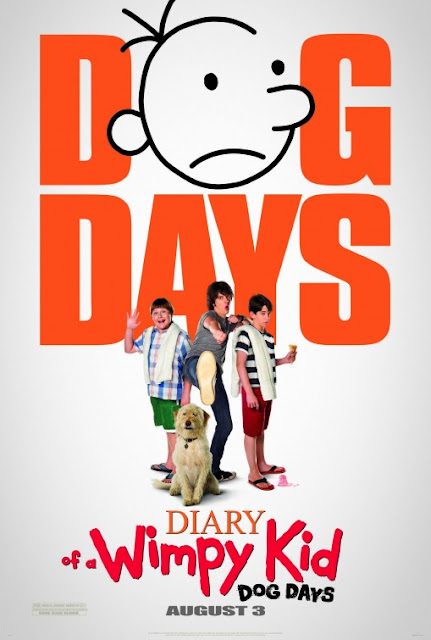 Diary of a wimpy kid dog days posters and trailer kernels corner diary of a wimpy kid dog days updated sweetie or sweaty according to rodrick gets a character poster solutioingenieria Choice Image