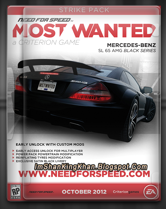 crack for nfs most wanted 2012