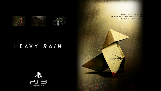 heavy rain quantic dream sony interactive drama game
