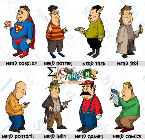 Com qual desses você se identifica?