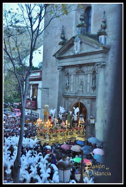 Señor de La Sentencia entrando en La Anunciación 2013