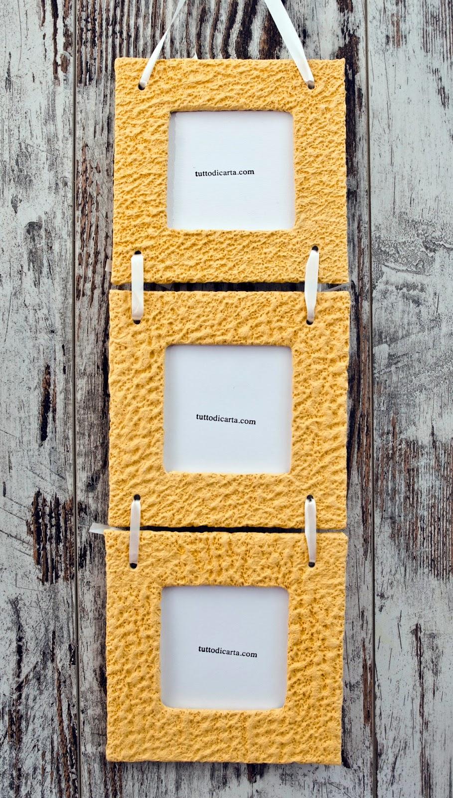 Vendita album fotografici cornici multiple da muro for Cornici amazon
