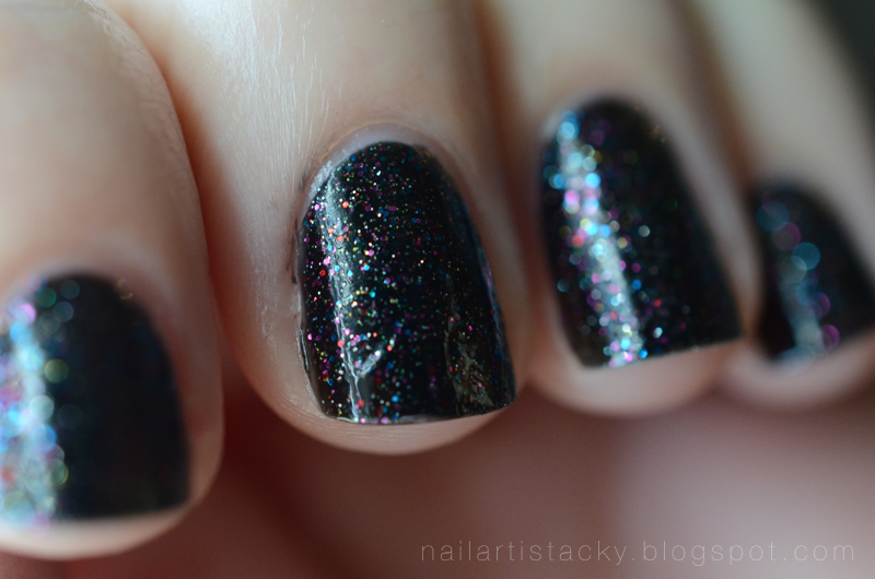 Butter Black Knight Swatch