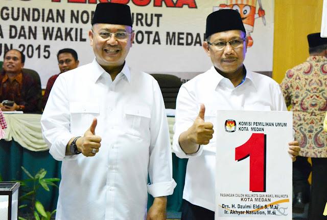 Alhamdulillah, BENAR Nomor SATU