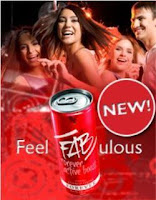 Forever FAB Energy Drink.