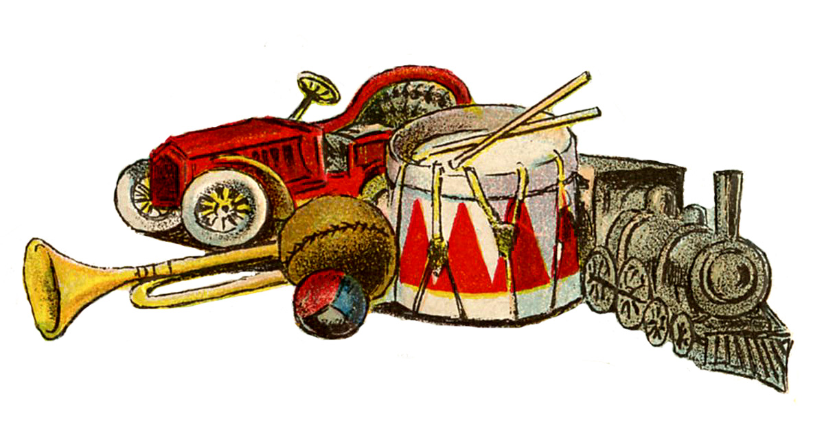 Christmas Toys Clip Art : Victorian primary teaching resources toys homes work