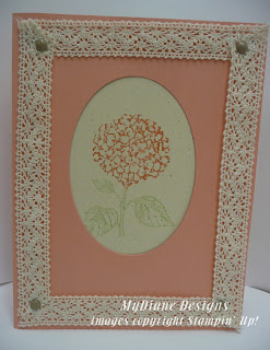 MyDiane Designs Victorian Flower SCCSC168