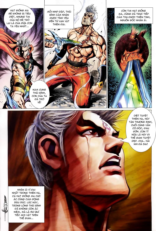 Thần Binh Huyền Kỳ II Chap 100 - Trang 23