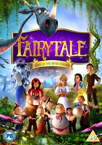 Fairytale Story of The Seven Dwarves 2014