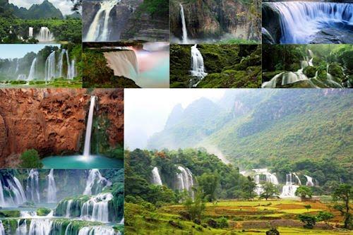 Las cascadas más famosas del mundo VI (11 fotos)