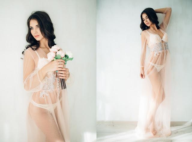 белое платье туника жакет