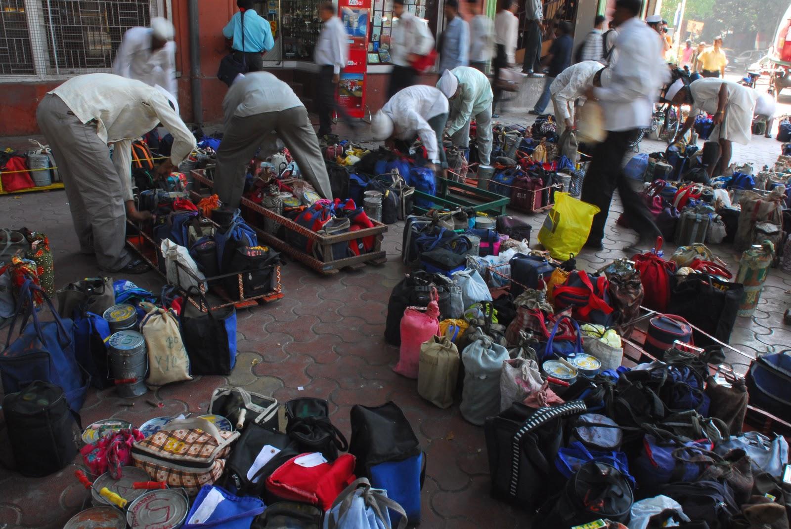 mumbai dabawalla logistics