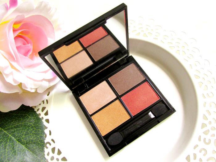 Zuii Organic Flora Eyeshadow Quad Palette in Fresh - 6g - 44.95 Euro