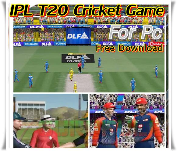 DLF IPL Cricket 2019 PC Gameplay