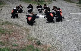 """Aspecte de la simpozionul de la finalul proiectului """"Străjerii Cetăţii Neamţ"""", 5.10.2013..."""