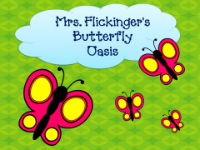 Mrs. Flickinger's Butterfly Oasis