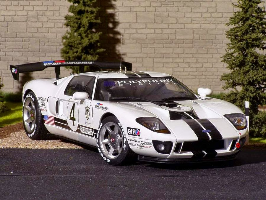 Ford Race Car